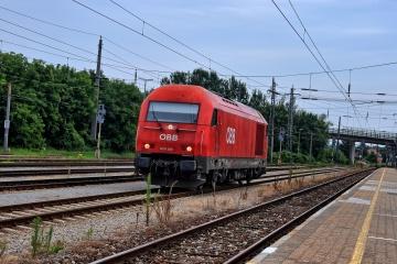 ÖBB 2016 im Bahnhof Ebenfurth